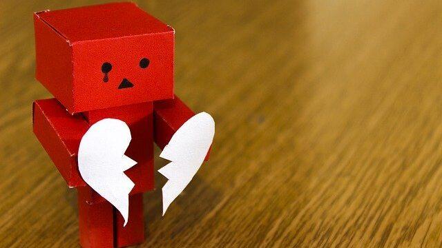ロボットの失恋